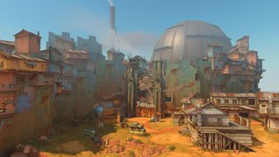 Overwatch - Junkertown map trailer
