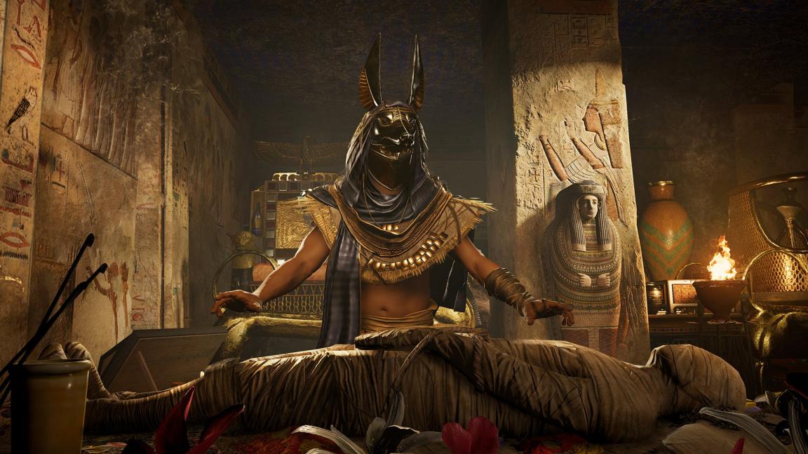 V Assassin's Creed Origins musíte na rozkaz Kleopatry zničit tajemný kult – možná předchůdce Templářů