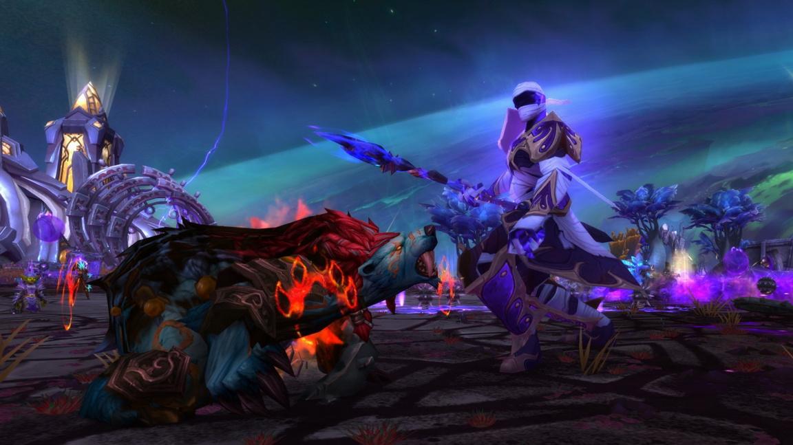 World of Warcraft: Legion opouští Azeroth. Update 7.3 vás vezme na planetu Argus