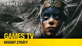 Krásný ztráty (Games TV #22: Hellblade, Brothers, Papo & Yo, The Cat Lady, To the Moon)