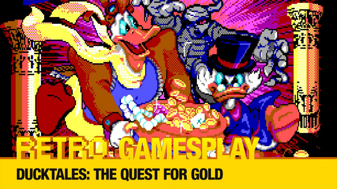 Retro GamesPlay – DuckTales