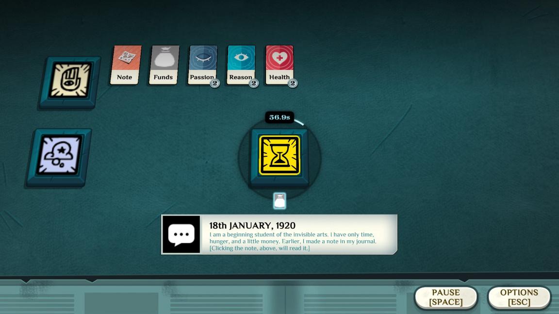 Připravte si obětní nůž. Tvůrce Sunless Sea chystá karetní hru Cultist Simulator