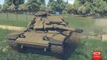 War Thunder vstupuje do nové éry s novým rankem tanků z 60. a 70. let