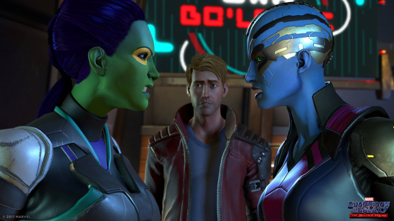Guardians of the Galaxy - recenze 3. epizody