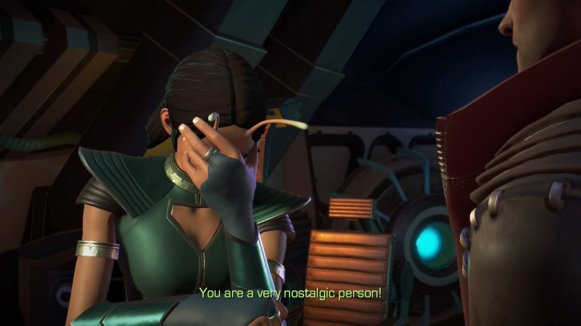 Marvel's Guardians of the Galaxy: The Telltale Series Episode Three: More Than a Feeling