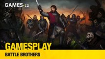 GamesPlay: Battle Brothers