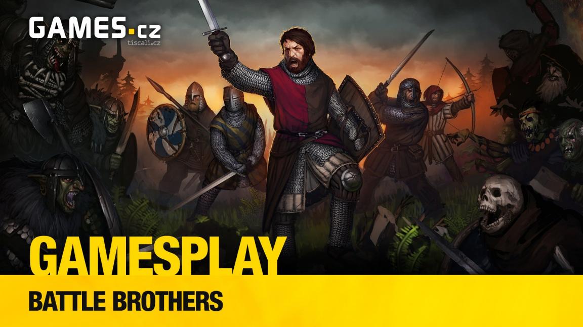GamesPlay – hrajeme parádní tahovku Battle Brothers