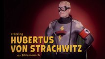 B.J. Blazkowicz nemá proti nacistickému superhrdinovi Blitzmenschovi šanci