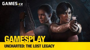 GamesPlay: Uncharted – The Lost Legacy #1