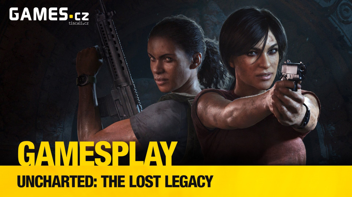 LongPlay – Uncharted: The Lost Legacy #1