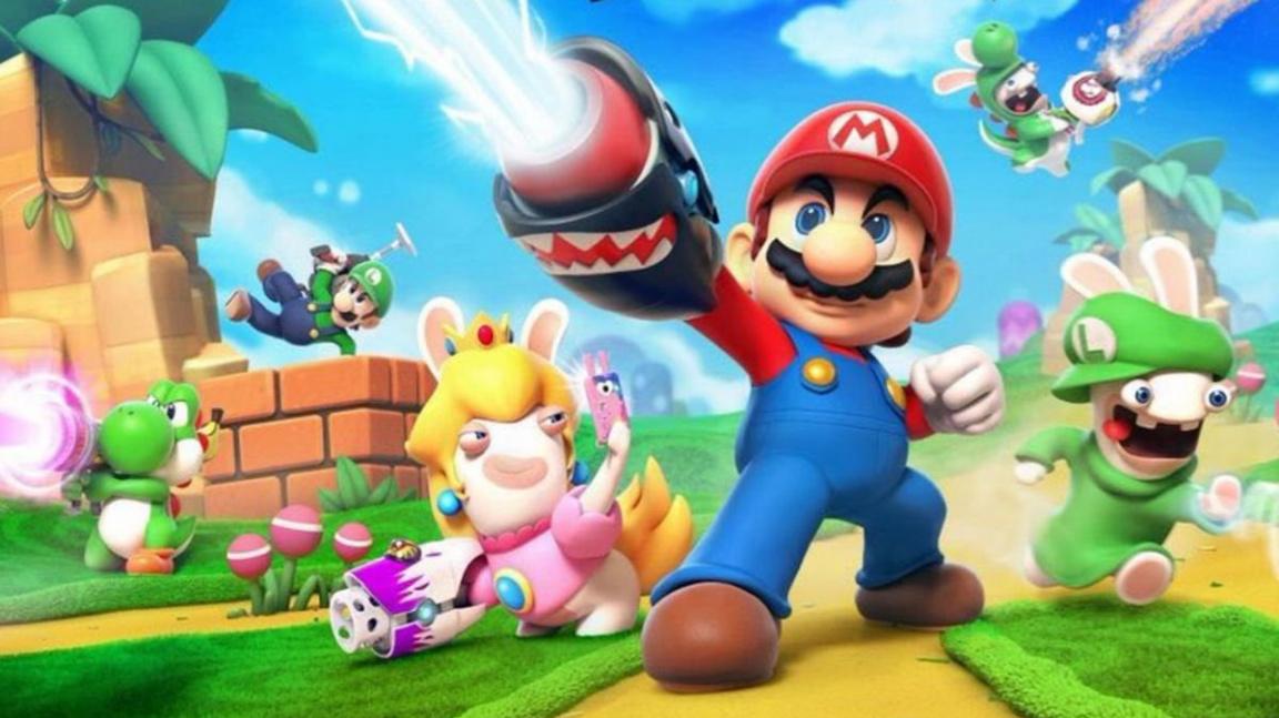Mario + Rabbids Kingdom Battle – recenze