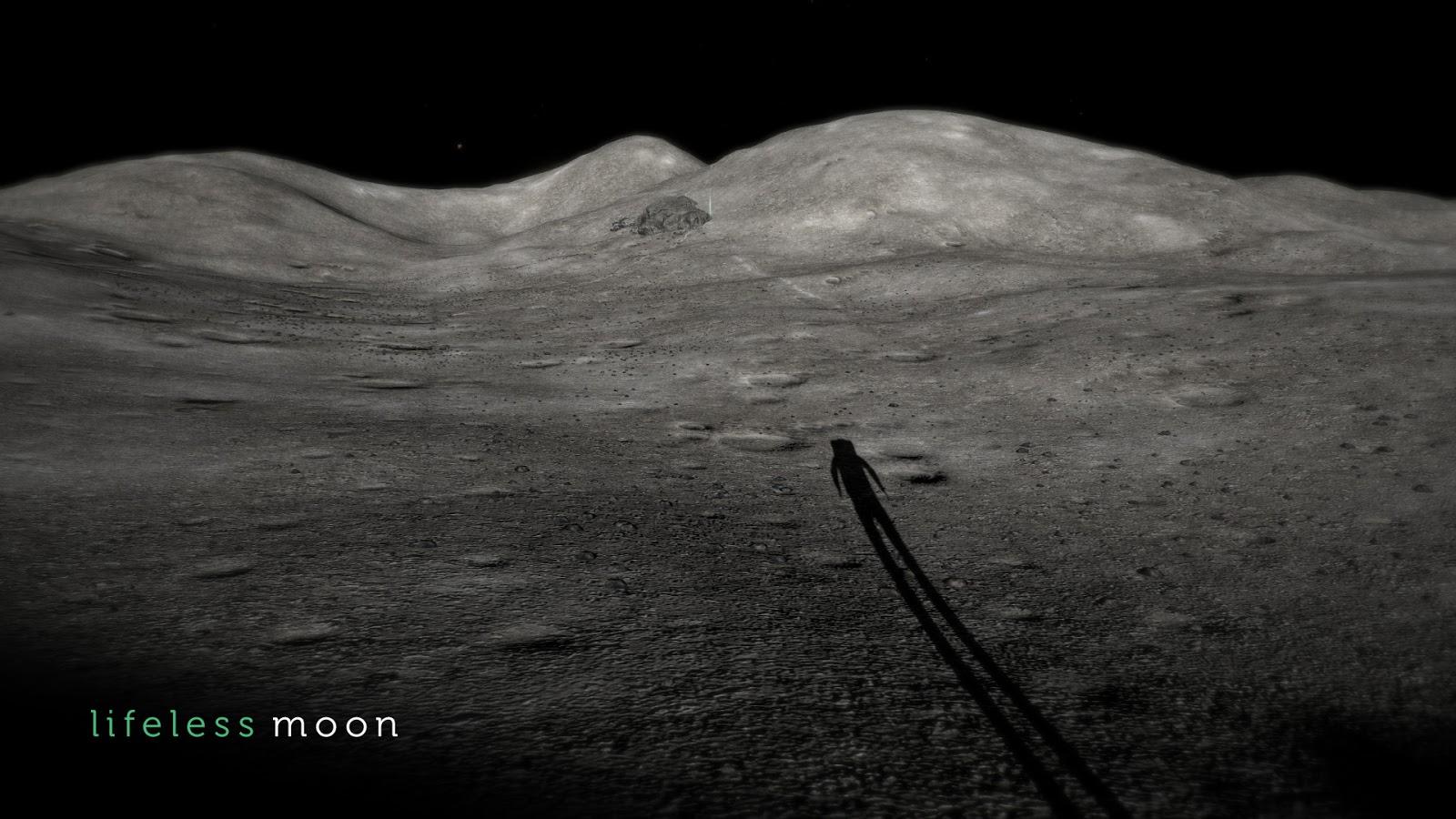 Lifeless Moon