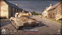 Steel Division: Normandy 44 se brzo rozroste o nové divize a kooperativní mise