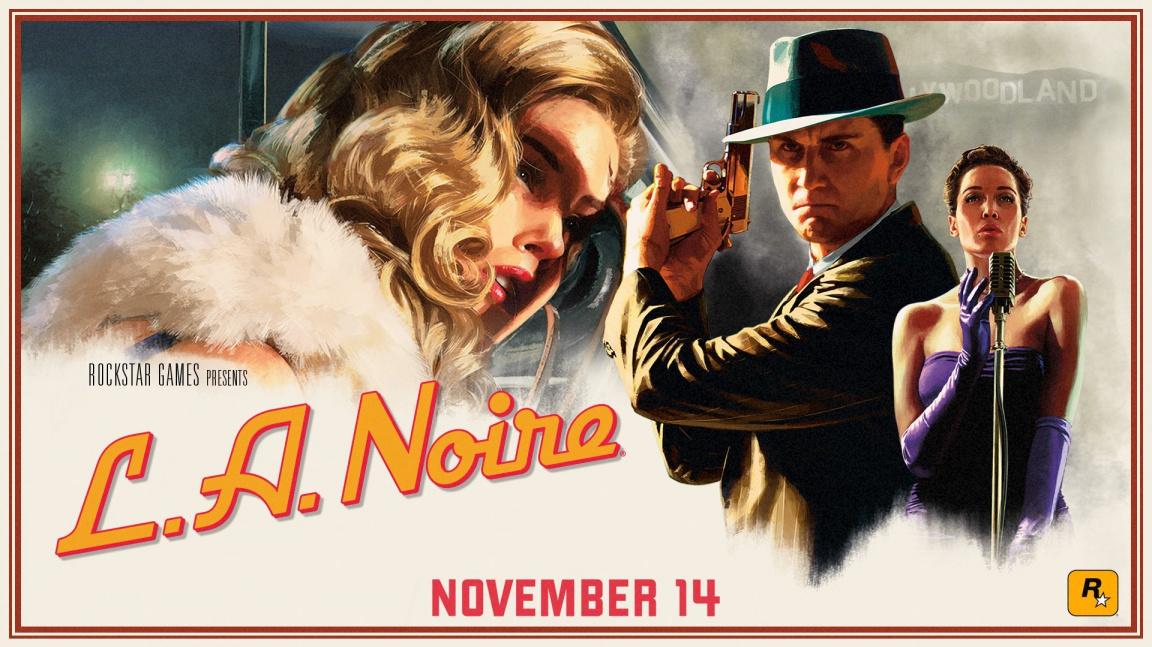 Návrat mrtvé detektivky. L.A. Noire se podívá na Xbox One, PlayStation 4 a Nintendo Switch