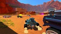 Auto Age: Standoff představuje online závody jak z kresleného Mad Maxe