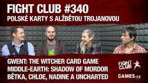 Fight Club #340: Polské karty s Bětkou Trojanovou