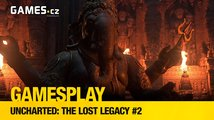 LongPlay – Uncharted: The Lost Legacy #2