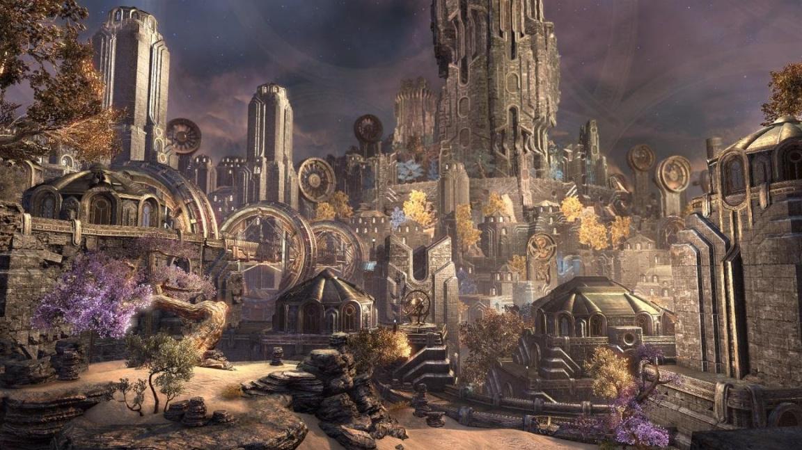 Mechanické město Clockwork City otevře své brány v The Elder Scrolls Online