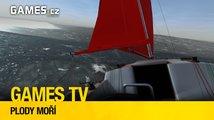Games TV vyráží na světová moře simulátoru Sailaway i do pirátských zátok
