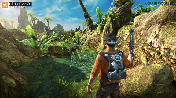 Outcast: Second Contact - recenze