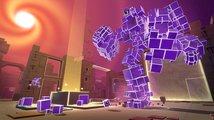 Z malinké kostičky v obrovského robota - tvůrci Go Home chystají překvapivou střílečku Atomega