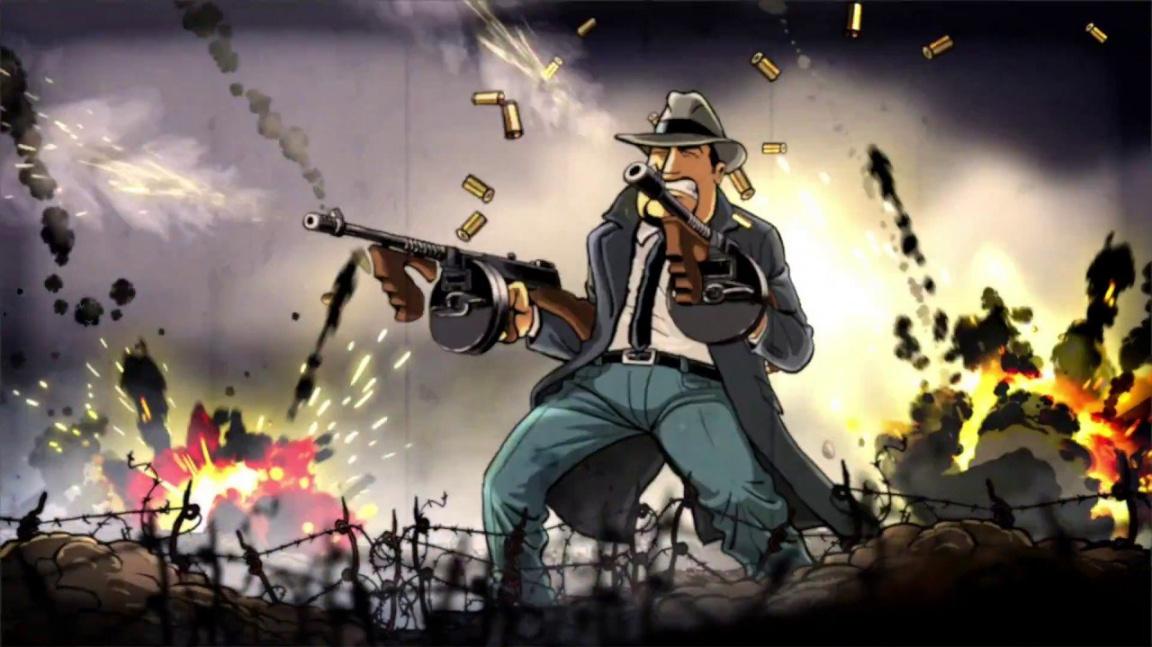 Gangster Vinnie rozpoutá již podruhé krvavé peklo v Guns, Gore & Cannoli 2