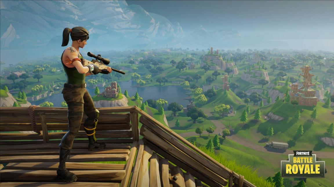 Fortnite si zahrálo i díky bezplatnému Battle Royale už přes sedm milionů hráčů
