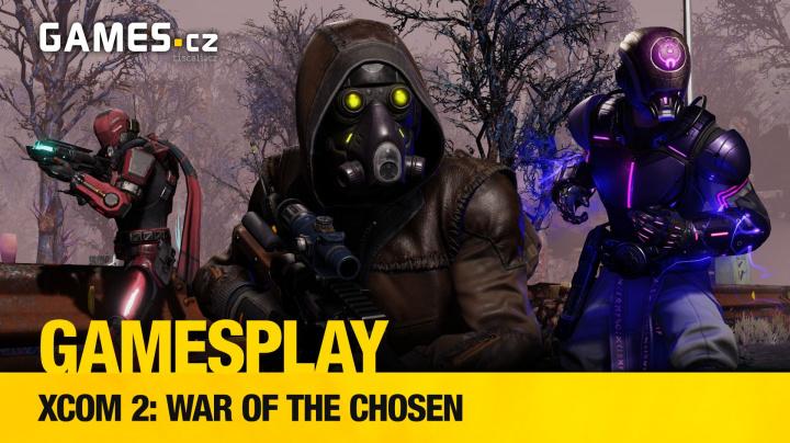 GamesPlay – XCOM 2: War of the Chosen