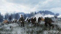 Zima se blíží a s ní i multiplayerová střílečka Tannenberg od tvůrců Verdunu