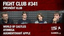 Fight Club #341: Opevněný klub