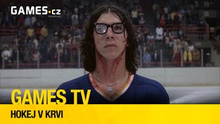 Hokej v krvi (Games TV #24: NHL 18, Old Time Hockey, NHL04 Rebuilt)