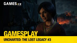 GamesPlay: Uncharted: The Lost Legacy #3