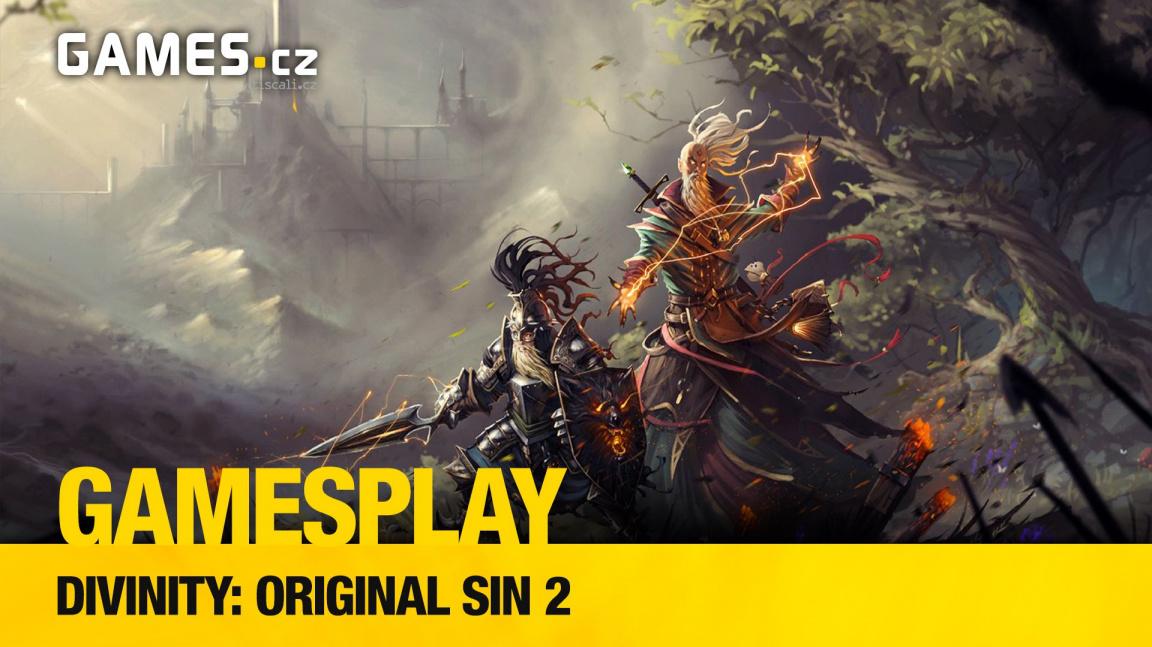 GamesPlay – hrajeme RPG Divinity: Original Sin 2