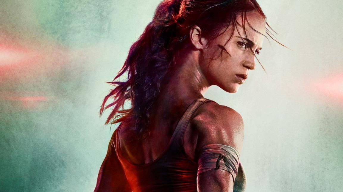 Alicia Vikander se v prvním traileru na Tomb Raider představuje jako nová filmová Lara