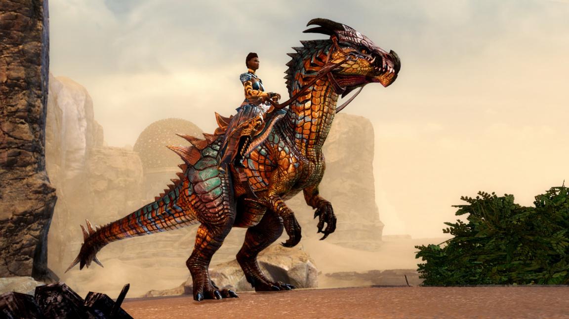 MMORPG Guild Wars 2 na podzim konečně dorazí na Steam