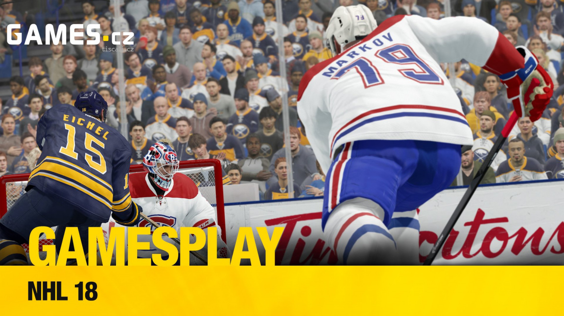 GamesPlay – hrajeme hokej NHL 18