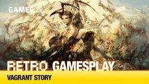 Retro GamesPlay: Hrajeme vynikající akční RPG Vagrant Story