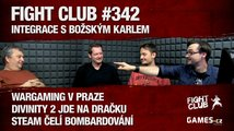 Fight Club #342: Integrace s božským Karlem