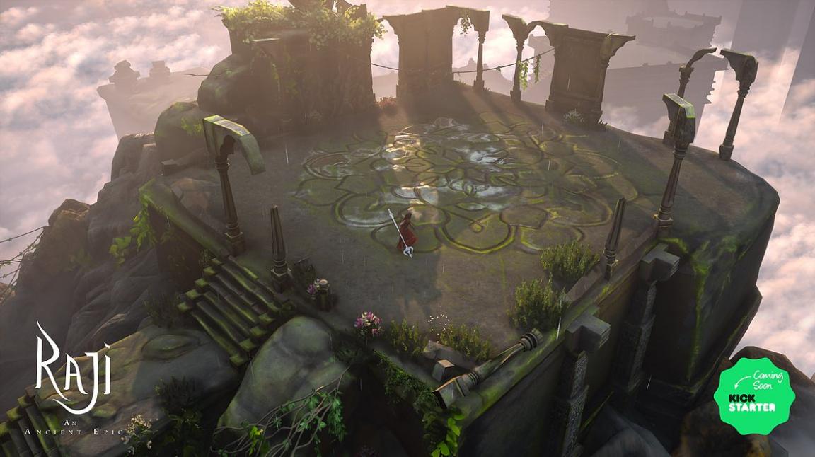 Pryč s elfy! V Raji: An Ancient Epic hrajete za mladou dívku, která mlátí indické démony