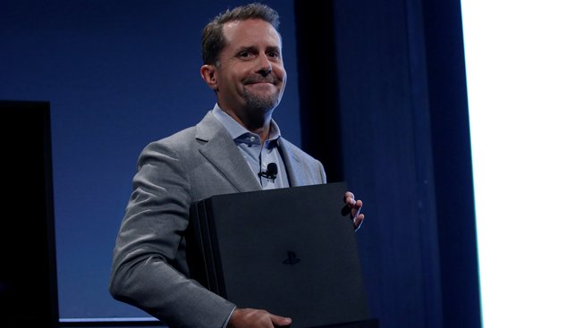 Andrew House - PlayStation