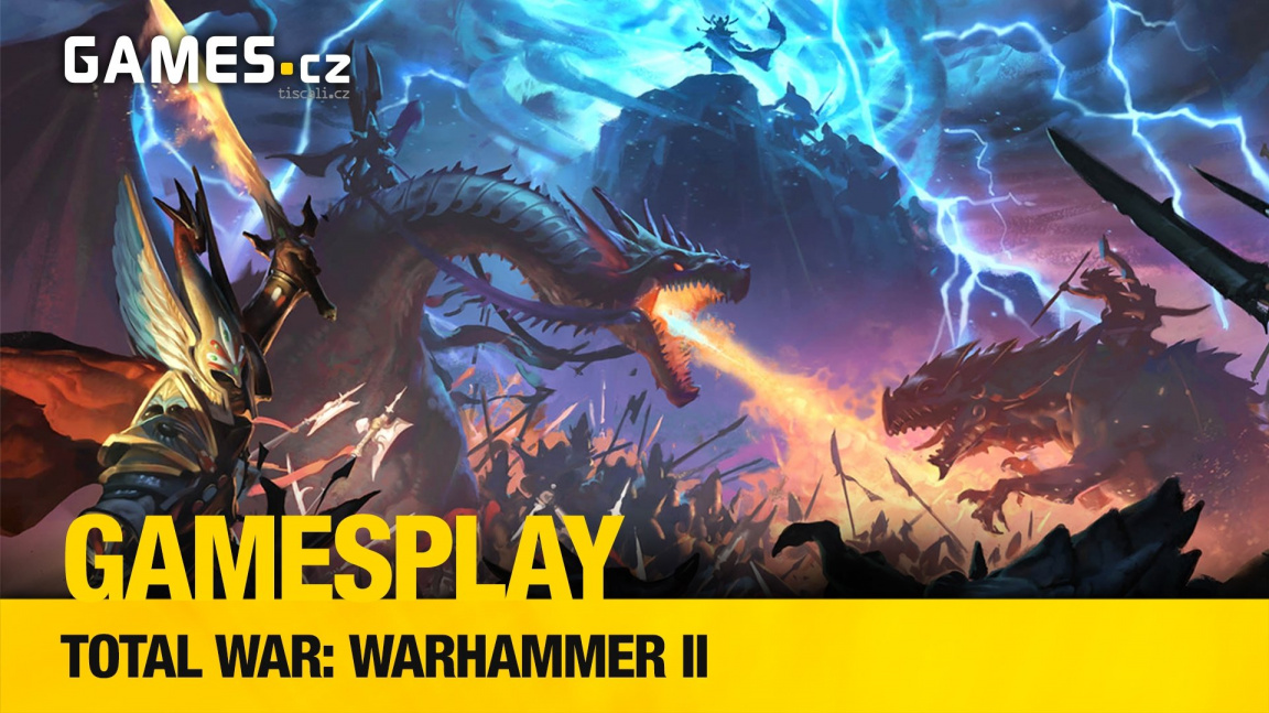 GamesPlay – hrajeme fantasy strategii Total War: Warhammer II