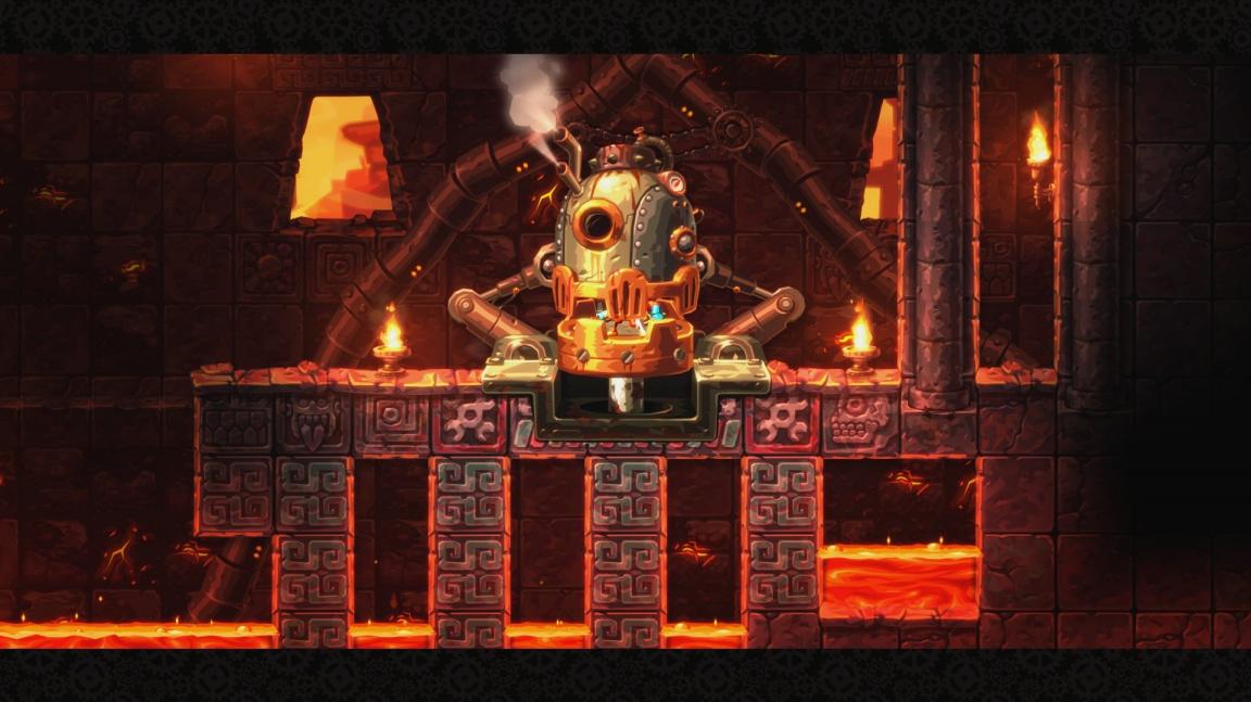 SteamWorld Dig 2 - recenze