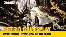 Retro GamesPlay – hrajeme Castlevania: Symphony of the Night