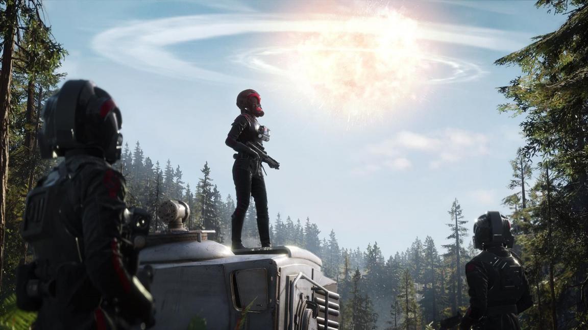 Další Battlefield dorazí příští rok. Už nečekejte nový obsah pro Star Wars Battlefront 2