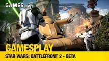 GamesPlay: Star Wars - Battlefront II - beta