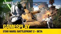 GamesPlay: Star Wars - Battlefront II - beta