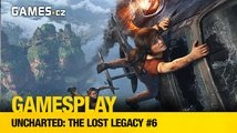 LongPlay – Uncharted: The Lost Legacy #6: finále