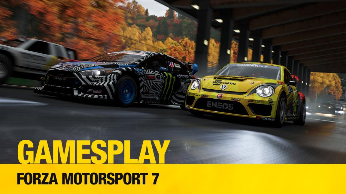 GamesPlay – hrajeme závody Forza Motorsport 7