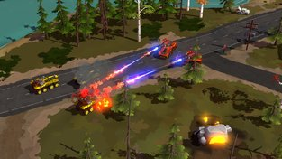 Tvůrci Grey Goo představují další RTS Forged Battalion, která vám dovolí upravit si jednotky na míru