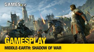 GamesPlay: Hrajeme Middle-Earth: Shadow of War